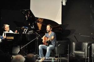 Morgan e Agostino Nascimbeni omaggio ai Beatles, La Milanesiana 2014