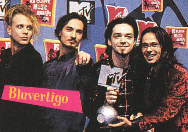 Bluvertigo mtv europe