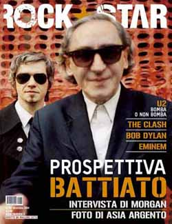 Morgan, Battiato